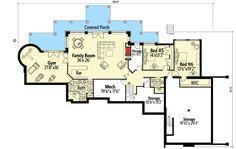 Gracious Shingle Style House Plan - 90276PD | Architectural Designs - House Plans