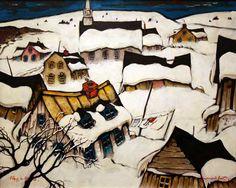 Normand Hudon                                                Village du Nord (1991)