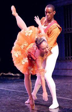 The Nutcracker Ballet, Duet