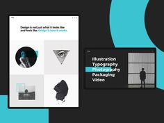 Orkan - Artist and Design Agency Portfolio Theme designed by Aleksandar Igrošanac for Qode Interactive. Connect with them on Dribbble; the global community for designers and creative professionals. Ui Portfolio, Design Agency, Artist, Artists