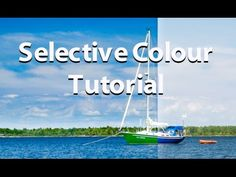 How to do selective colour in FCPX (final cut pro) - Tutorial