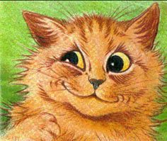 Wicked Satisfaction - Louis Wain