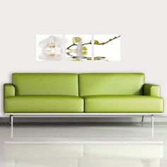 Platin Art Peel n'Stick Prints Wall Decals, Orchid Reflection --- http://www.pinterest.com.tocool.in/4hm