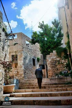 nablus نابلس حارة الياسمينة