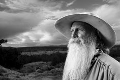 Finished up a two week stint at the Santa Fe Workshops, and had some wonderful folks in front of the lens for class demos. John Wayne Haynes, above, has the classic face that can only