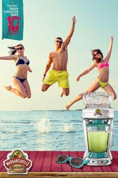Margaritaville: Home of Frozen Concoction Makers, Frozen Drink Machines Summer Of Love, Summer Fun, Win Free Stuff, Jimmy Buffett, Summer Picnic, Summer Drinks, Get In Shape, Summertime, Beautiful Pictures