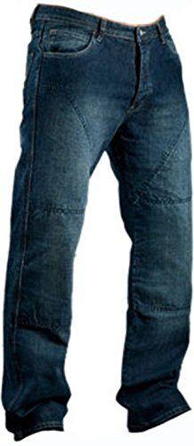 Women Boys Blue XL Motorcycle//Motorbike Big Pocket Waterproof Removable Cordura Textile Trouser Pant for Mens