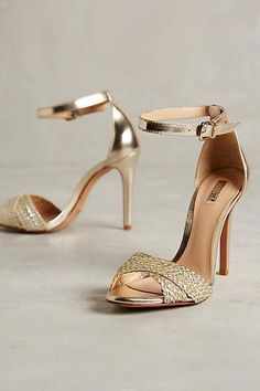 Shop unique high heels from Anthropologie for your essential pumps, kitten heels and more. Stilettos, Pumps, Women's Heels, Bridal Shoes, Wedding Shoes, Cute Shoes, Me Too Shoes, Beauty And More, Shoe Boots