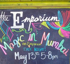 Join us May 13, 2016 for Date Night ~ Magic in Mumbai! See you there!!