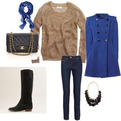 I made this!  polyvore is fun!