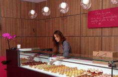 Popelini, the pastry shop Lauren Koumetz opened in Paris is devoted exclusively to pâte à choux