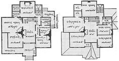 vintage house plan   ... Homes, and 28 Victorian House Plans from Palliser's Model Homes, 1878