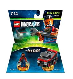 LEGO Dimensions: The A Team Fun Pack This item will be released on September 30, 2016.