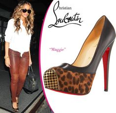 Chaussures Louboutin Beyonce