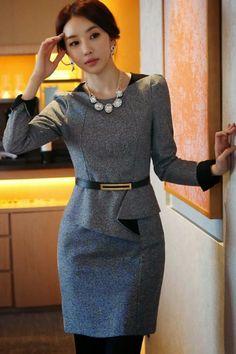 Asombrosos vestidos para la oficina | Especial Vestidos formales