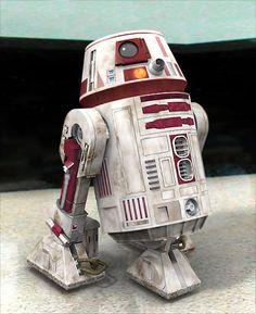 Star Wars - R6-D1 Droid, Wookieepedia.