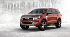 Ford Everest 2015, el todoterreno que no llegará a Europa - http://www.actualidadmotor.com/2014/11/13/ford-everest-2015-todoterreno-que-no-llegara-europa/