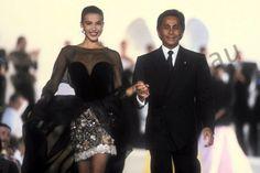 Mr Valentino and Dalma Callado