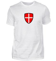 Dänemark Trikot T-Shirt Mens Tops, Fashion, Unitards, Moda, Fashion Styles, Fasion