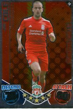 2010-11 Topps Premier League Match Attax #170 Joe Cole Front