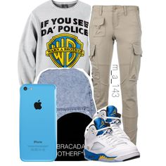 if you see da' ops .. warn-a-brother, created by mindlesslyamazing-143 on Polyvore