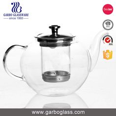 Teapot with infuser!