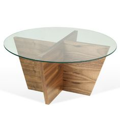 very low, but wide 16Hx31dia Tema Oliva End Table