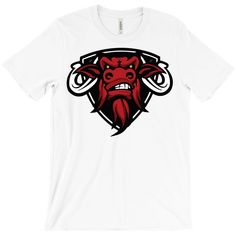 6c68316d Looking for bull face t-shirt by on an awesome, coolest t-shirt. buy your  own custom t-shirt at artistshot your best clothing option.