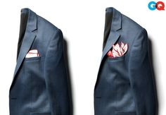 The Gq Guide To Pocket Squares Square Stylestie