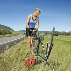 Biking How-To: Change Your Flat Tire