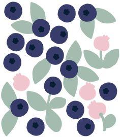 lottamaija - blueberries