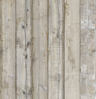 Scrap wood walls