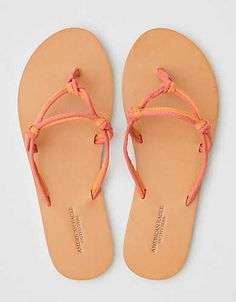 AE Knotted Flip Flop