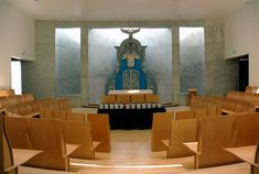 The Synagogue - Yad Vashem, world center for Holocaust research, documentation, education and commemoration and dynamic place of intergenerational and international encounter.