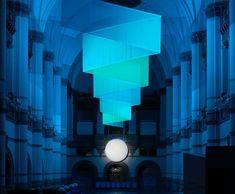 Nordic Light exhibition @ Nordic Museum, Stockholm - Photo by Note Design Studio.
