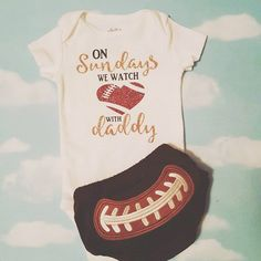 Check out this item in my Etsy shop https://www.etsy.com/listing/470893522/on-sundays-we-watch-football-with-daddy