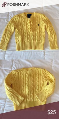 Ralph Laurent 2 toddler sweater Perfect condition! Ralph Lauren Shirts & Tops Sweaters
