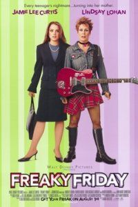 Why is Freaky Friday rated PG? The PG rating is for mild thematic elements and some languageLatest news about Freaky Friday, starring Jamie Lee Curtis, Lindsay Lohan, Mark Harmon and directed by . Teen Movies, All Movies, Family Movies, Funny Movies, Great Movies, Movies Online, Movies And Tv Shows, Movies Showing, Awesome Movies