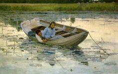 Thomas Alexander Harrison -  (1853 - 1930)