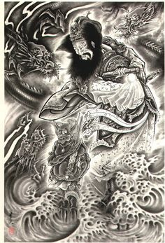 japanese demons tattoos - Google Search