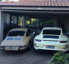 Porsche duo