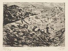 Buried Alive - Otto Dix