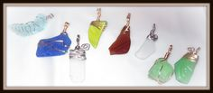 wrapped glass by Lache La Femme Jewelry and Gifts, Canton OH