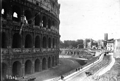 Colosseo 1920 Rome, Italy