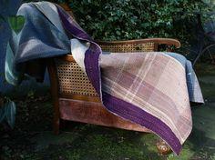 Shabbie — Vintage Cotton Kantha Throw / Bedspread