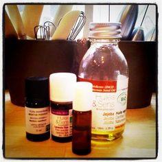 Roll-on migraine très bonne recetteDIY