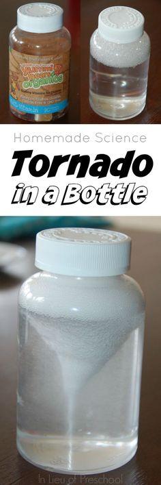 tornado in a bottle