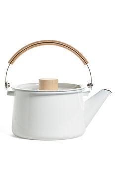 'Kaico' Enameled Tea Kettle /