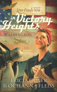 """After losing her fiance in the war, Rosalie throws herself into her riveting work at the local Boeing plant. When a handsome reporter dubs her """"Seattle's Own Rosie the Riveter,"""" she finds herself a reluctant national hero. Fear of a second heartbreak is a powerful opponent...but will it claim victory over love?"""
