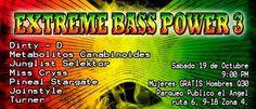 Extreme Bass Power 3 @ Guatemala